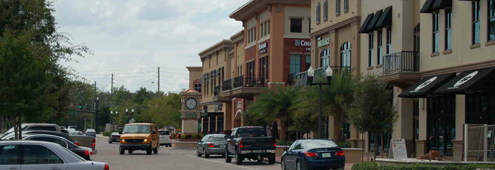 winter springs downtown