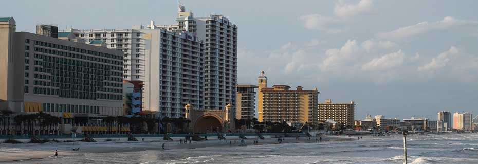 daytona beach coast line