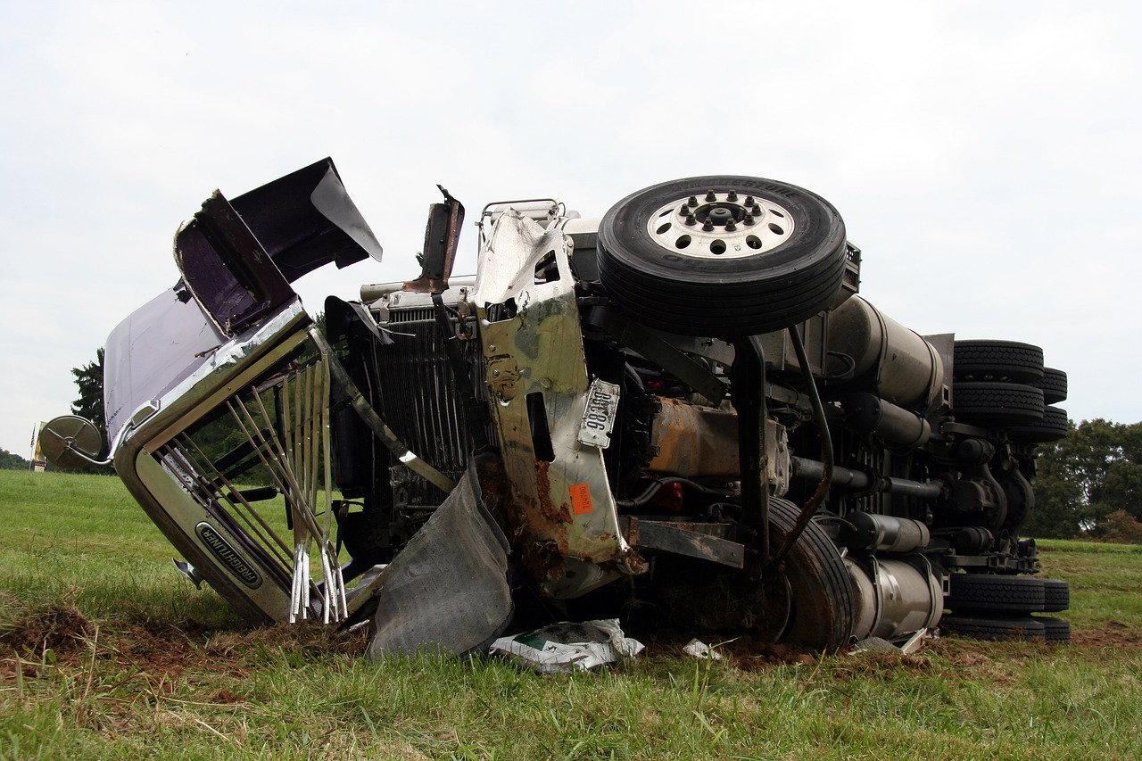 orlando truck accident